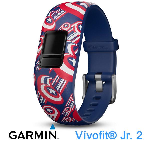 garmin vivofit jr2 capitan america