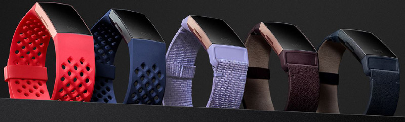 fitbit charge 3 color
