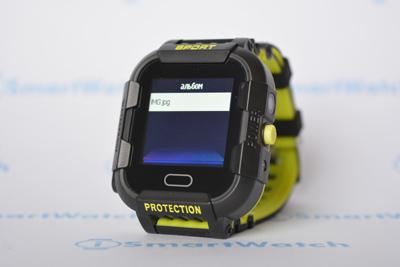 Wonlex KT03: обзор детских GPS часов с камерой