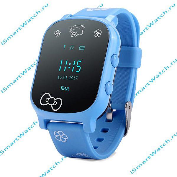 часы T58 синие