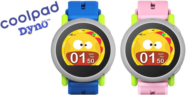детские часы телефон Coolpad Dyno