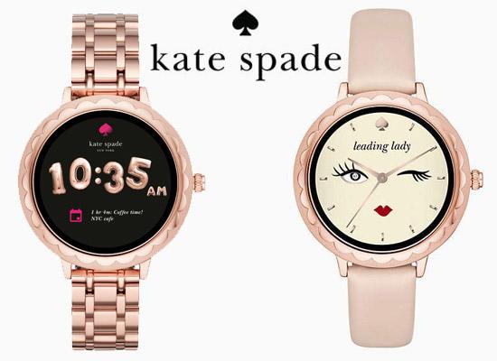 женские часы Kate Spade Scallop Smartwatch