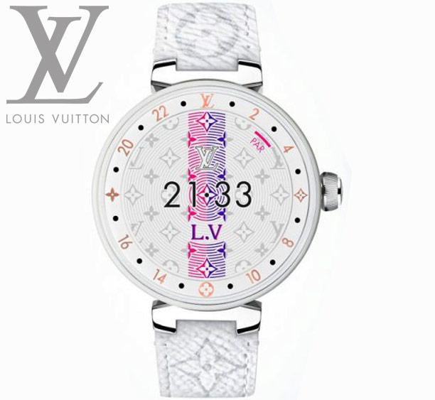 смарт-часы Louis Vuitton Tanbour Horizon