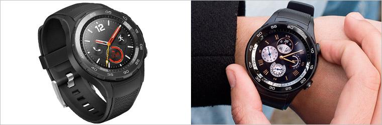 Лучшие китайские смарт часы Huawei Watch 2