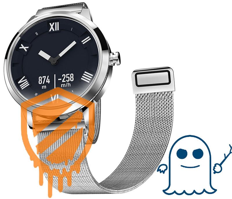 Lenovo Watch X  небезопасны