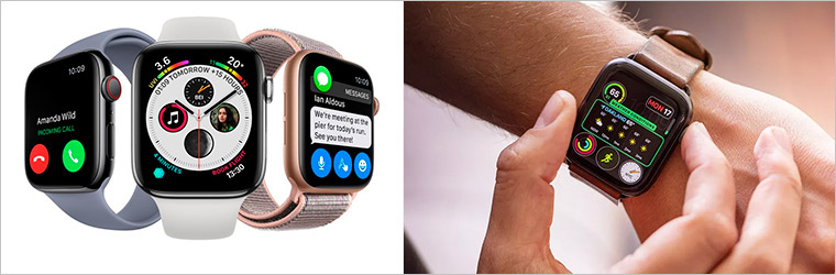 Лучшие смарт-часы 2019 года Apple Series 4