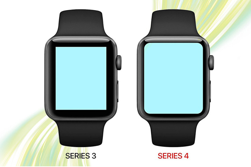 Apple Series 3 и 4