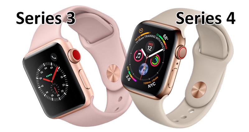 Apple Watch Series 3 и 4