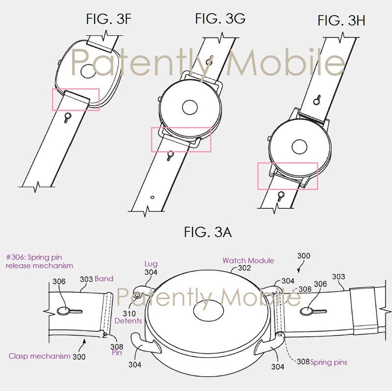 дизайн часов google pixel watch