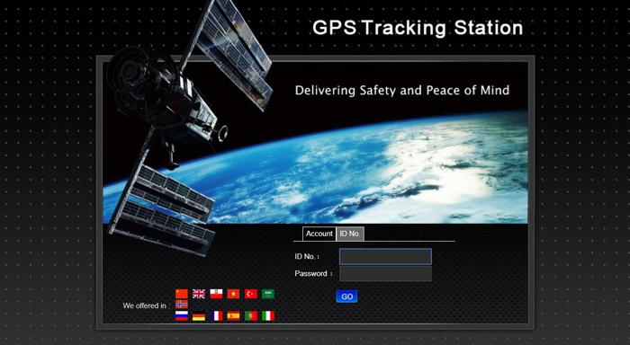 GPS ПК