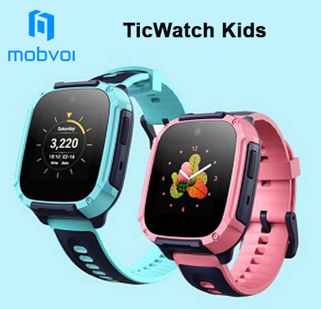 детские часы mobvoi