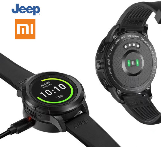smartwatch xiaomi jeep