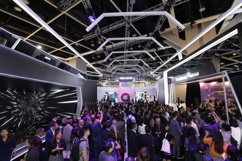 Гонконгский международный часовой форум