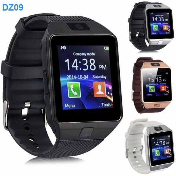 часы телефон DZ09