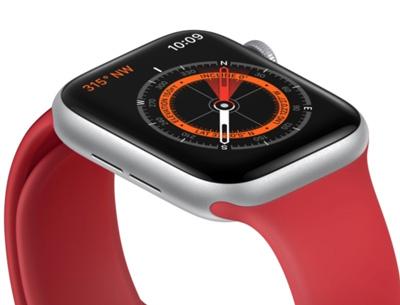 компас apple watch 5