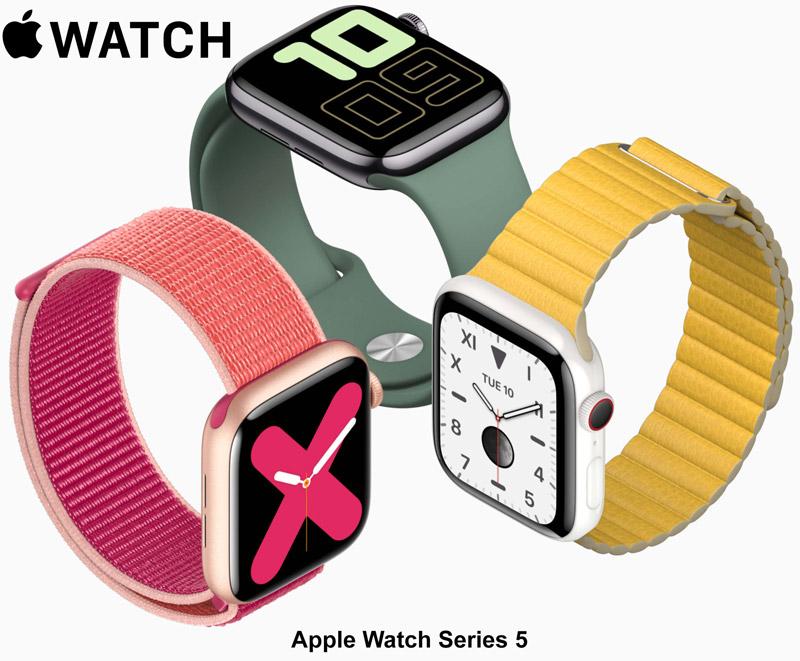 самые лучшие часы Apple Watch 5