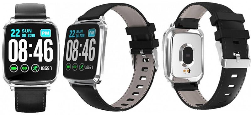 мужские умные часы gsmin wp 10