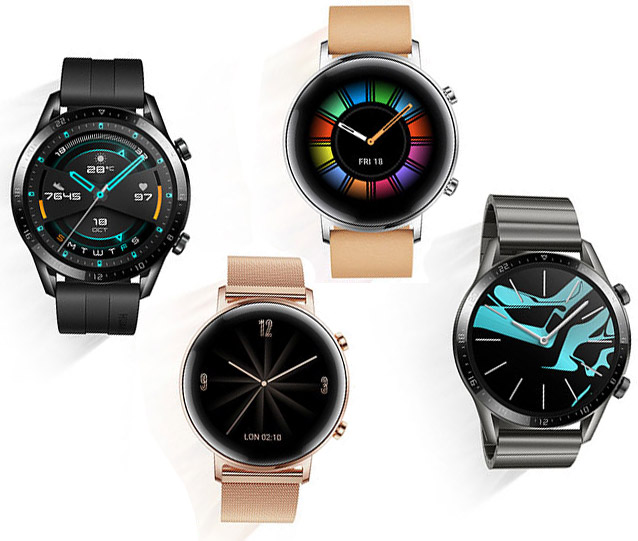 китайские часы huawei watch GT2