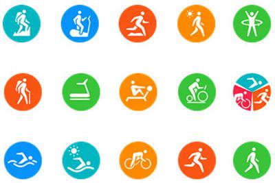 спортивные фитнес режимы