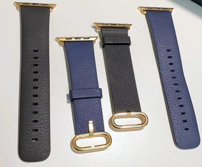Watch Series 6 Gold ремешки