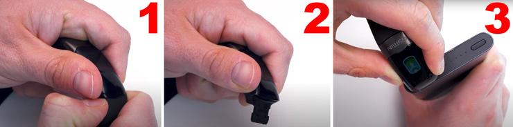 Как заряжать браслет