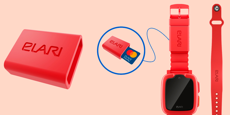 Elari SmartPay чип