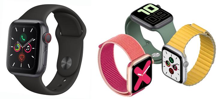 Apple Watch Series 5 NFC