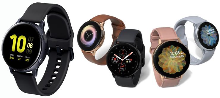 Samsung Galaxy Watch Active 2 NFC