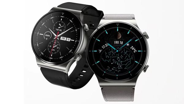 Huawei Watch GT 2 Pro цвет