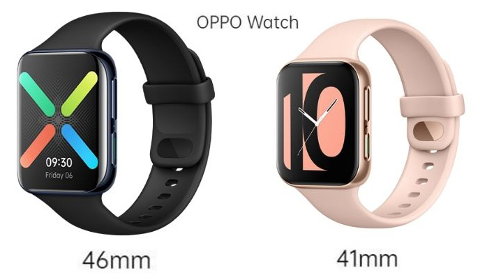 Oppo Watch 46mm 41mm