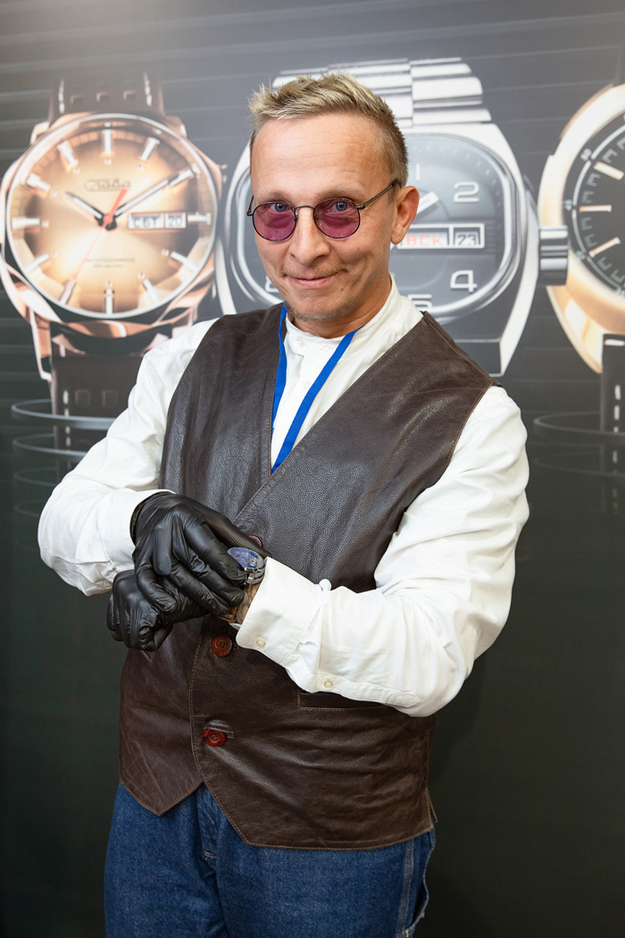 Состоялась Moscow Watch Expo - первая гибридная часовая выставка в мире
