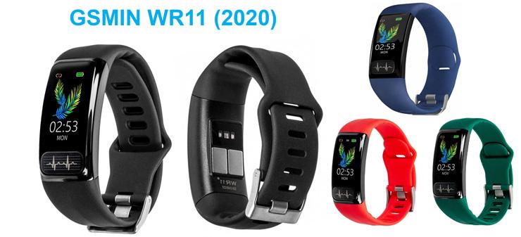 Браслет GSMIN WR11 (2020)