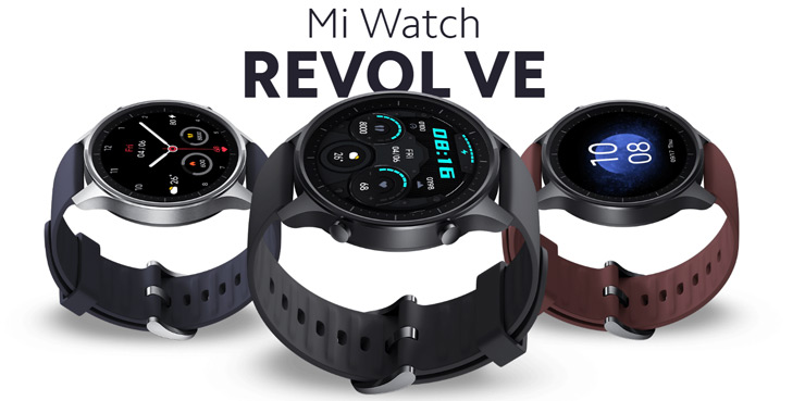 Mi Watch Revolve обзор