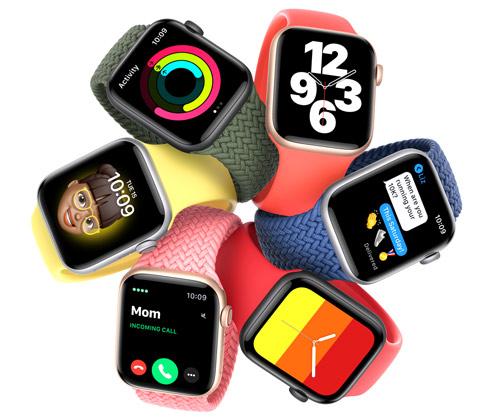 Apple Watch SE ремешки