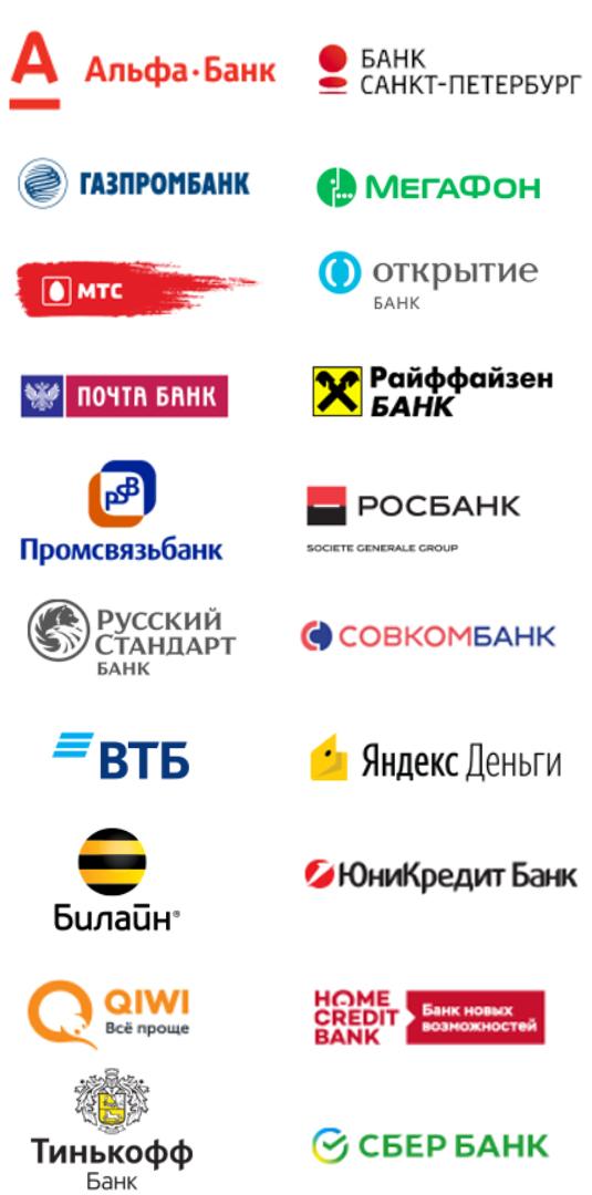 apple Watch список банков