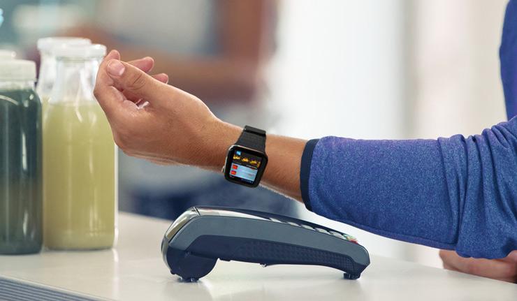 NFC Watch Series 6