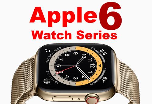 Apple Watch Series 6 обзор