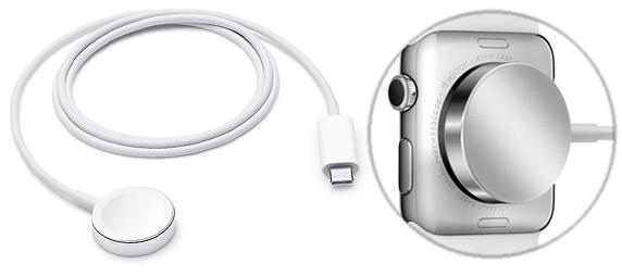 apple watch se держит заряд