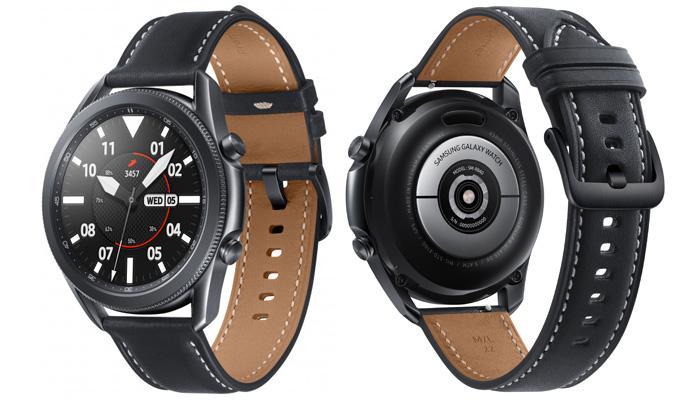 Samsung galaxy watch 3 с датчиком