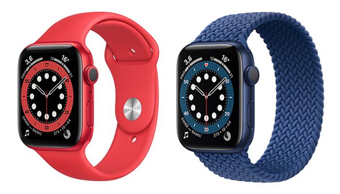 apple watch series 6 для пожилых