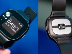 Asus представила часы VivoWatch BP с тонометром, пульсометром и отличной автономностью