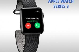 Apple выпустила в продажу восстановленные Watch Series 3