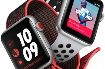 Новое издание Apple Watch выпустит компания Nike