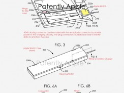 У Apple Watch появится чехол-зарядка