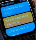Apple Watch теперь позволит работать с Bitcoin