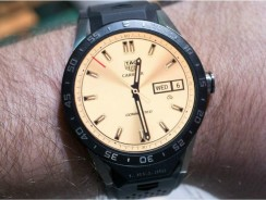 TAG Heuer выпустит умные гибридные часы Connected Modular в марте