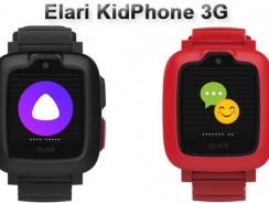 Детские часы с камерой Elari KidPhone 3G появились в продаже