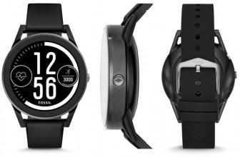Fossil Q Control – спортивные часы от Fossil на Android Wear
