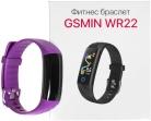 Фитнес-браслет GSMIN WR22 с измерением давления и пульса: качественный и недорогой