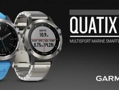Garmin quatix 5 — часы «для тех, кто в море»